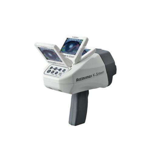 Ref : Rétinomax K+ Screeen / Auto-réfractomètre portable Rétinomax . Le nouveau concept du Retinomax avec un écran.