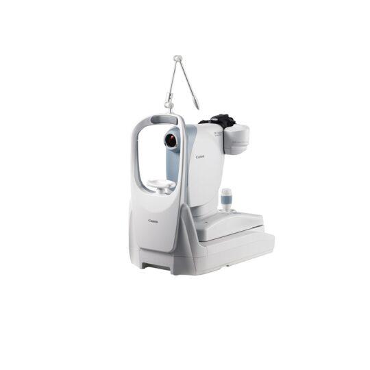Réf.: CR-2 Plus AF. Rétinographe non mydriatique à mise au point automatique avec auto-fluorescence du fond de l'œil (FAF)