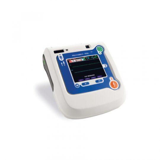 DAE / Défibrillateur manuel avec grand écran TFT 5,7 pouces disponible chez Medical Expert