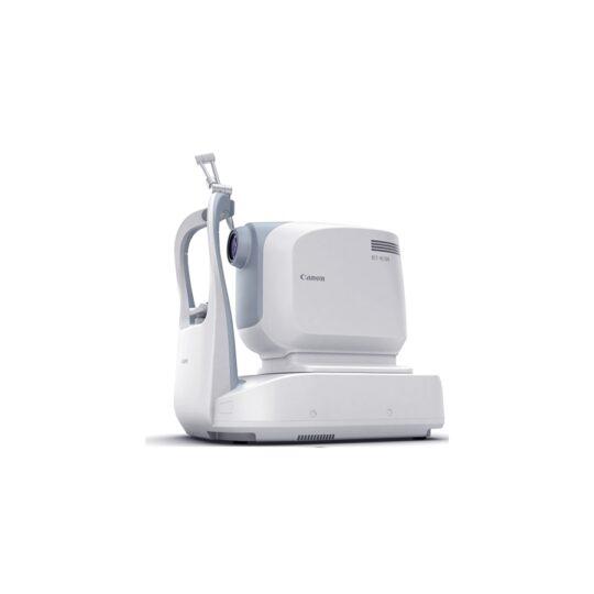 L'OCT-HS100 produit une qualité d'image fantastique extrêmement facile à utiliser. La plate-forme logicielle Canon RX offre une connectivité informatique étendue. Avec le logiciel Angio Expert en option, l'OCT-HS100 peut facilement être mis à niveau avec OCT-Angiographie.