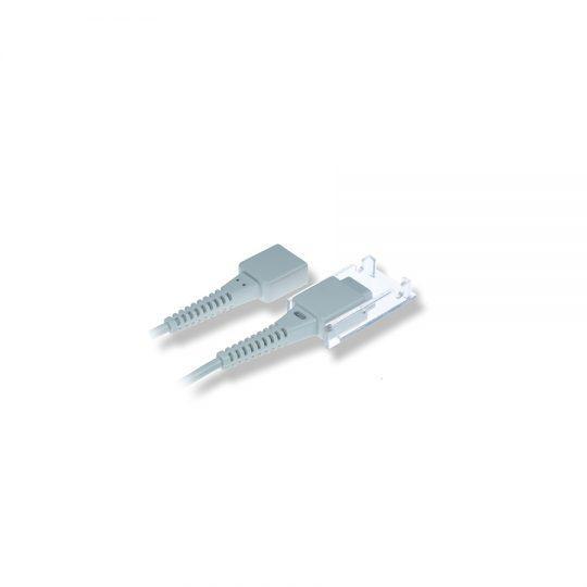 Réf : 00310 Ce câble peut être utilisé pour rallonger la longueur du câble de sonde standard (140 cm) de 120 cm.