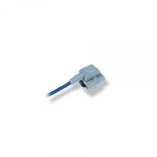 Réf : RS-200 / ACCESSOIRES & CONSOMMABLES CARDIOLOGIE. Capteur numérique SPO2 en silicone pour CHILDREN-200.