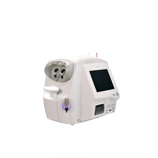 CGT-2000 est un appareil de haute performance particulièrement utile et efficace dans le diagnostic de chirurgie pré