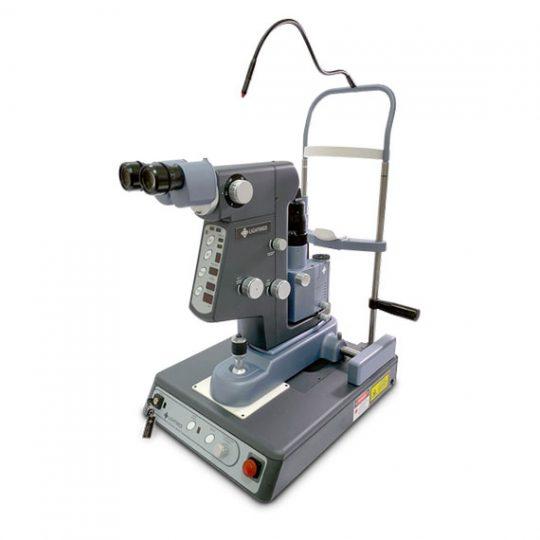 Appareil laser SLT / Ophtalmologie. Ref. : LIGHTLASsltUNE CONCEPTION AVANCÉE FOURNIT UNE THÉRAPIE INNOVANTE