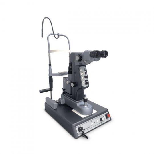 Appareil laser YAG / Ophtalmologie. Laser YAG multimodalité optimisé pour les traitements cliniques avancés