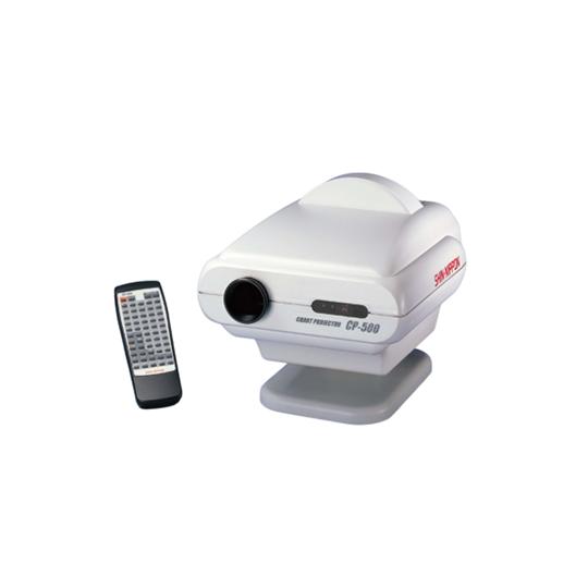 Projecteur-de-test-cp-500 / Ophtalmologie / Ref. : CP-500Projecteur de test avec 50 graphiques et 38 masques