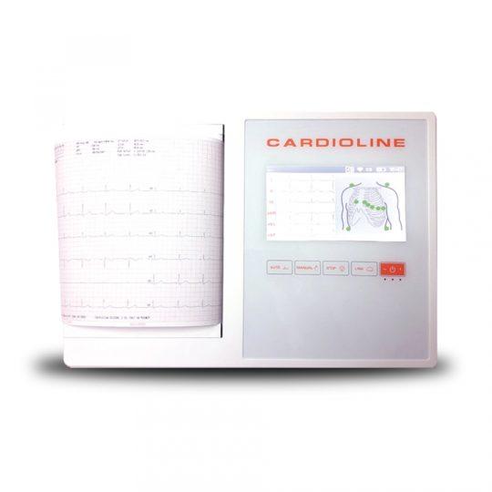ECG 200L 12 pistes