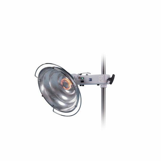 Réf. : 4003/2N / Rééducation. La lampe à infrarouges thermo quartz est à la fois fonctionnelle et performante.