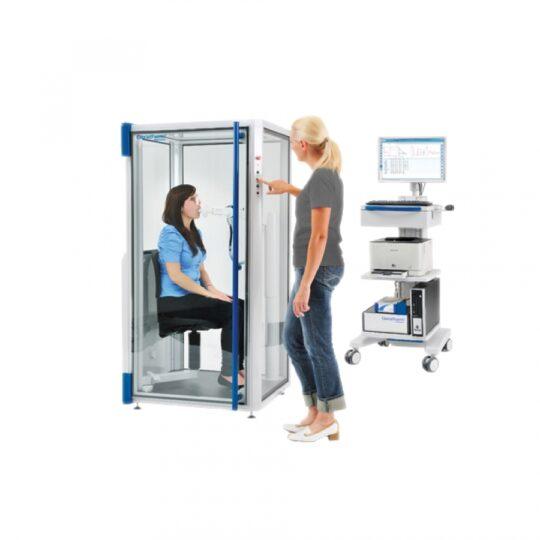 Pléthysmographe avec DLCO intégrer disponible chez Medical Expert