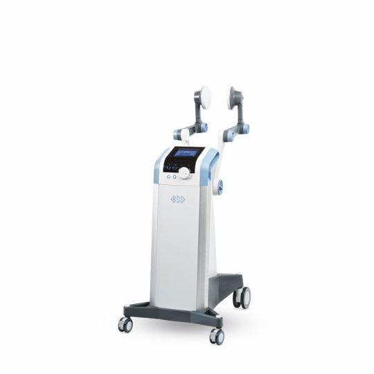 Réf. : BTL-6000 Shortwave 400 Rééducation / Physiothérapie / DATHERMIE CAPACITIVE ET INDUCTIVE À ONDES COURTES