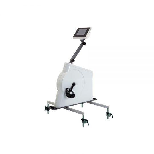 Réf .: 967925 / Ergomètre moderne avec applications multifonctionnelles .Angio rehab - avec kit de fixation pour rail d'instruments