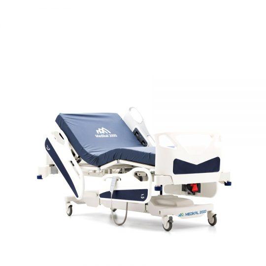 Ref. : IKONYUM 3MS / Literie et mobilier hospitalier / Casablanca / Medical expert. Lit électromécanique 3 moteurs