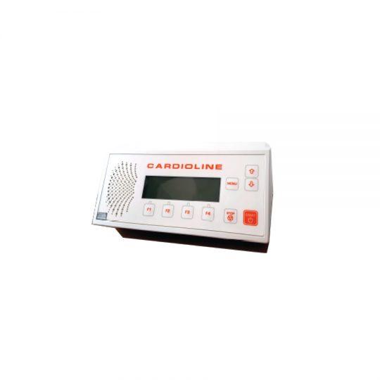 Tensiomètre électronique et cardiofréquencemètre pour la médecine performante, son original sur haut-parleur, méthode de mesure: mesure manuelle et automatique Riva-Rocci Korotkoff, grand écran numérique, interface USB, minuterie de mesure automatique, horloge en temps réel, mémoire des valeurs mesurées, entrée de déclenchement ECG, adapté à toutes les mesures d'ergométrie, complet avec un brassard Velcro KWM714 (Norme adulte)
