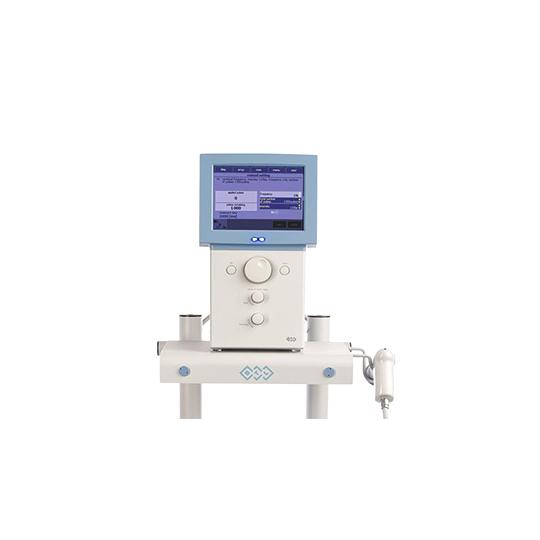 BTL-5000 SWT Power. Dispositif de thérapie par ondes de choc radiales le plus puissant, utilisant une pression de 5 bars.